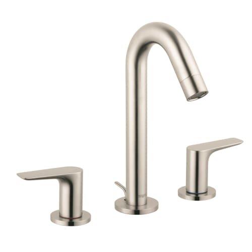 Hansgrohe Widespread Faucet - 4