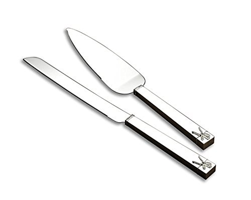 Vera Wang Wedgwood Love Knots Stainless Cake Knife & Server