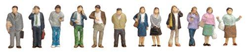 토미 텍 지오 코레 정경 콜렉션 더・인간103 잠시 멈춰서는 사람들 디오라마 용품