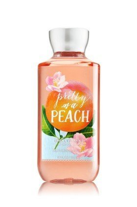 Bath & Body Works Shea & Vitamin E Shower Gel Pretty as a Peach (Body Wash Bath And Body Works)