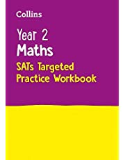 Year 2 Maths SATs Targeted Practice Workbook: for the 2020 tests (Collins KS1 Practice)
