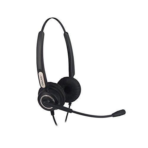 CALLANY Lightweight Headset binaural telephone product image