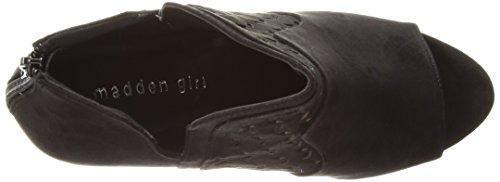 MGSBRIGHT Girl Chaussures Noir Femme à Madden Talons 4x7R1fZwfq