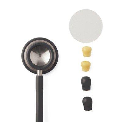 MDS92260 - Elite Stainless Steel Stethoscopes,Black