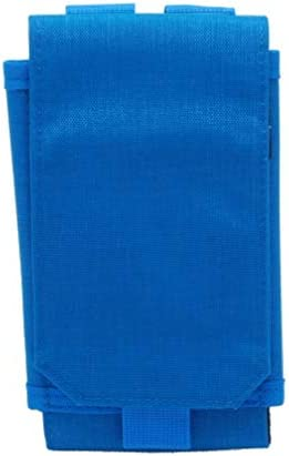 Backpack shoulder strap pouch