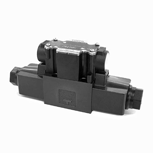 Ltd Deutsch Connector Yuken Kogyo Co Spring Offset Spool Type 4 D12 Coil DSG-01-2B4B-D12-D-7090 1//8 Solenoid Operated Directional Valve