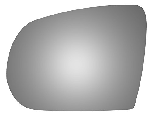for 12-17 Ford Focus Mount Not Included Burco 3938 Upper Convex Passenger Side Replacement Mirror Glass 2012, 2013, 2014, 2015, 2016, 2017