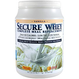 Secure Whey Complete Meal Replacement - Vanilla