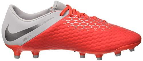 Fútbol Crimson Grey Zapatillas Multicolor mtlc Grey Nike Hombre De Fg 600 wolf 3 Para Hypervenom Dark Academy lt xP6wIFY6