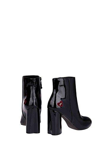 Fornarina Women Boots Black PI18VI1035P000 Ankle BxBPwqRT