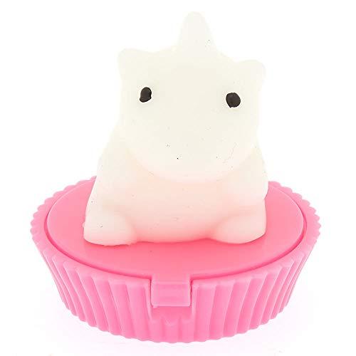 Claire's Girl's Gummy Unicorn Lip Gloss Pot