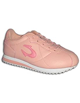 John Smith Zapatilla CORSAN K 18I Rosa GS NIÑA - Talla 30: Amazon ...