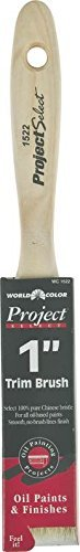 Linzer Products WC1522 1'' Varnish and Wall Brush by Linzer (Linzer Wall Brush)