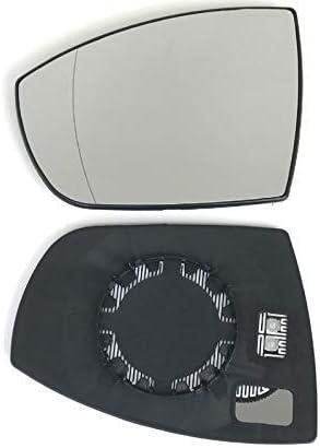 Pro Carpentis Spiegel Spiegelglas Links Beheizbar Für Außenspiegel Elektrisch Und Manuell Verstellbar Geeignet Auto