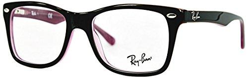 Ray Ban Rx5228 Brillen Bruin / Roze