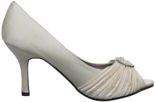 Lunar Women's Flv132 Special Occasion Heels Beige wonrv