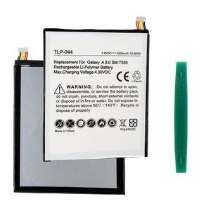Samsung SM-T357T Tablet Battery (Li-Pol 3.8V 4200mAh) - Replacement For Samsung EB-BT355 Tablet Battery, (Embedded Battery w/ Tools)