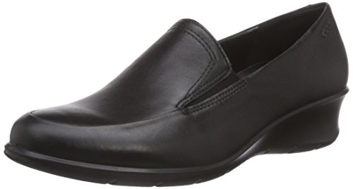 Pantofole Felicia 1001black Donna Ecco Nero A6nOxqf