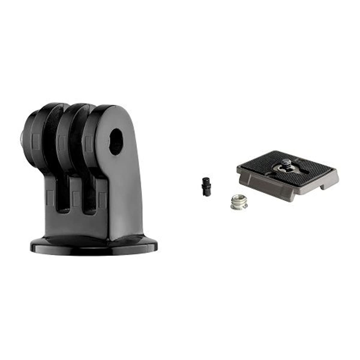 Manfrotto Universal Tripod Mount with Adapter for GoPro