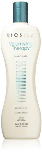 BioSilk Volumizing Therapy Conditioner 355ml/12oz - Rice Volumizing Conditioner