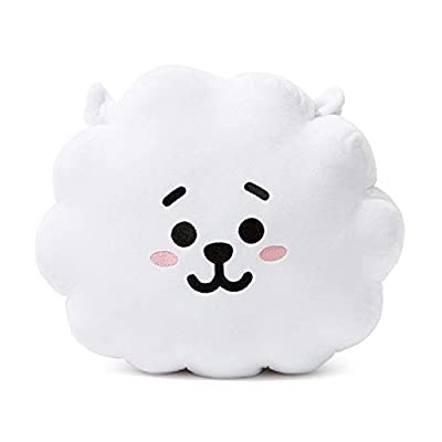 EWINHUIYING BTS Pillow Doll Plush Small Plush Puppets Toy Bangtan Boys Throw Pillow Cushion Perfect for Home/Car/Office/Travel/School Decor Great Gift: Home & Kitchen