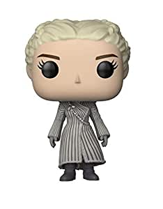 Funko Pop TV Got S8 Daenerys, White Coat Toy