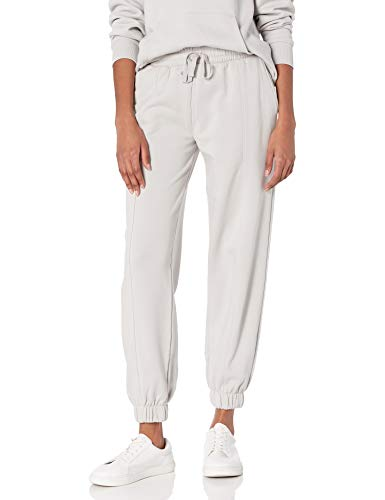 Womens Pants Loose Jogger Sweatpants Waist Pants Lounge Sweat Pants-Premium Soft Stretch Pockets Pants for Workout Training