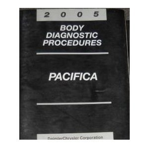 2005-chrysler-pacifica-service-repair-shop-manual-body-diagnostic-oem-2005