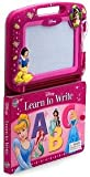 img - for Disney Princess Learn to Write book / textbook / text book