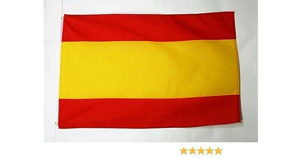AZ FLAG Bandera de ESPAÑA SIN Armas 250x150cm - Gran Bandera ...