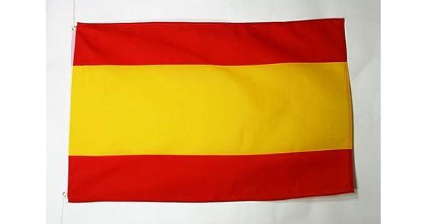 Amazon.com: Bandera de España sin brazos 3 'x 5&apos ...