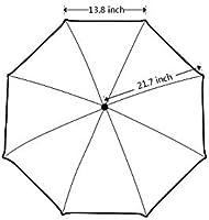 Fútbol balón de fútbol paraguas a prueba de viento paraguas de ...