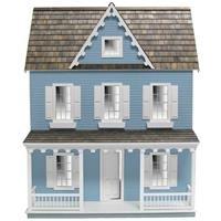 (Vermont Farmhouse Jr. Dollhouse KitNew by: CC)