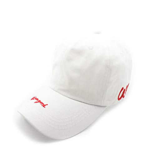 (Yucode Baseball Cap Adjustable Navy Hat Womens Mans Cotton Embroidered Unisex Adjustable Baseball Caps)