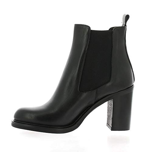 nera Pao pelle Pao Boots in pelle in Boots nera Pao p4td7q1w