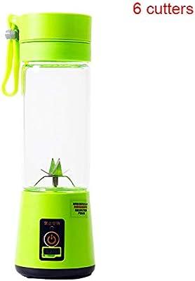 Compra Carre Mark portátil eléctrica Fruta exprimidor Botella ...