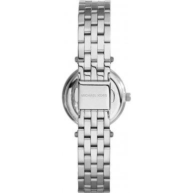 Michael Kors MK3294 Ladies Darci Silver Tone Watch