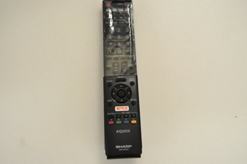 Original Sharp AQUOS GB172WJSA LCD TV Remote Control