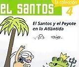 El Santos y el Peyote en la Atlantida, Jose Trinidad Camacho Orozco (Trino), Jose Ignacio Solorzano Perez (Jis), 9707100796