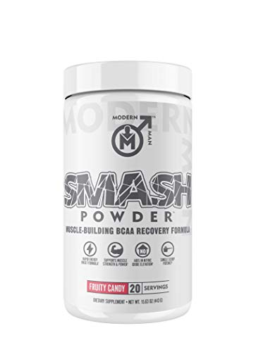 Anabolic EAA Powder for Men, Workout Supplement for Muscle Gain – Serious Mass Gainer Carbohydrate Powder w/ Essential…
