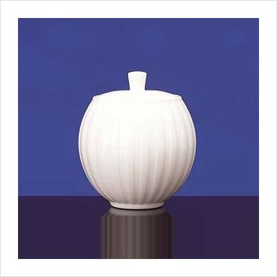 Wedgwood Night And Day Sugar Bowl Fluted ()