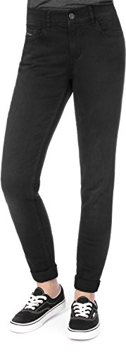 Calvin Klein Mid Rise Negro W Skinny Jeans Vaquero 7pqwZrS7x