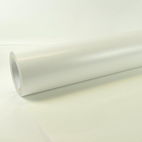 1m x 0, 5m Poli-Flex Premium Folie WEISS 401 Flexfolie Buegelfolie Poli-Flex Poli Tape