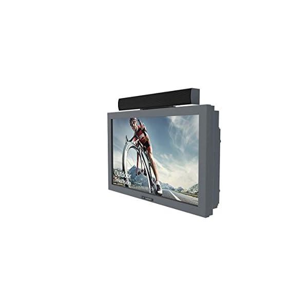 SunBriteTV Outdoor TV 32-Inch Pro Ultra-Bright Full-Sun HDTV LED Television Silver - SB-3211HD-SL 4