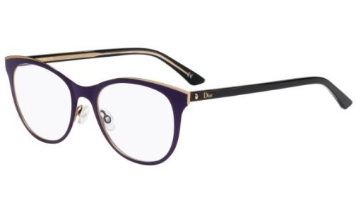 Christian Dior - MONTAIGNE 13, Round, metal, women, VIOLET GOLD BLACK(MVW A), ()