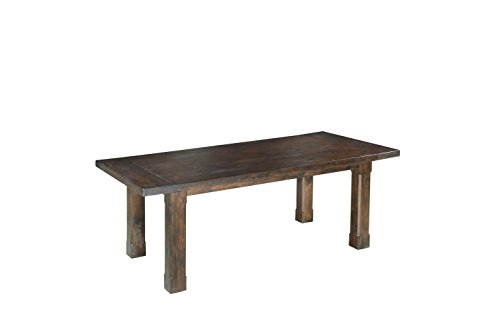 Magnussen D3561-20 Pine Hill Rectangular Dining Table, Rustic Pine (Magnussen Dining Room Furniture)