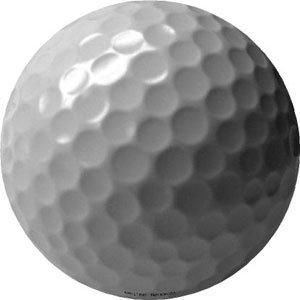 Golf Ball Car Magnet - 9