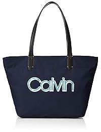 Calvin Klein Celia - Bolso de nailon (tamaño pequeño)