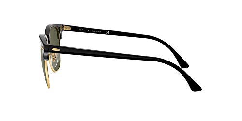 Ray-Ban Rb3016 Clubmaster Square Sunglasses 4