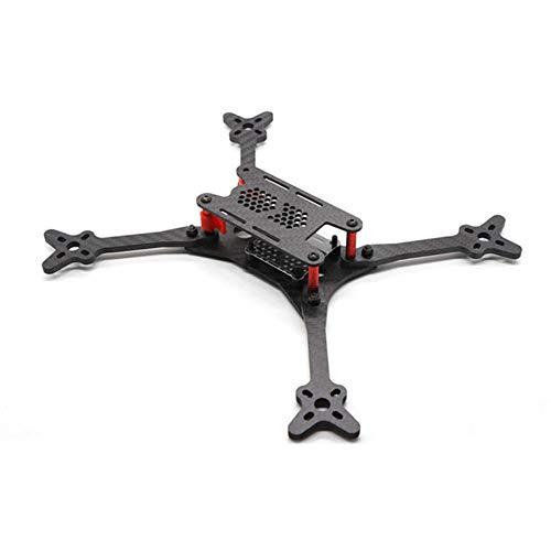 Usmile 215mm 4mm arm 5 inch Carbon Fiber FPV Racing Drone Quad Quadcopter Frame